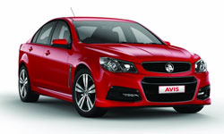 Avis Holden Commodore SV6