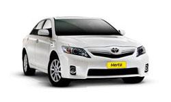 Hertz Rental Car - VroomVroomVroom
