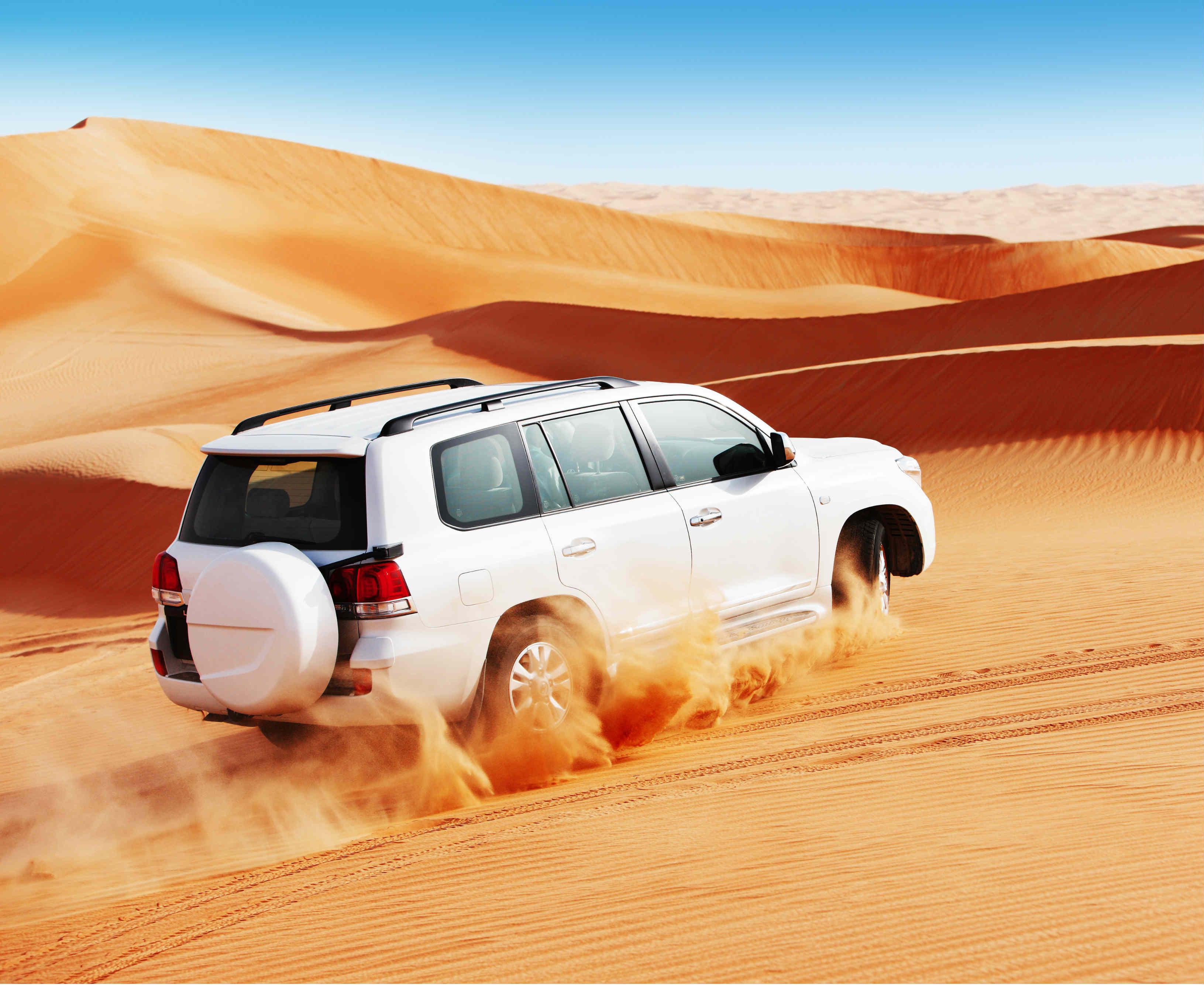 4x4 4WD rental