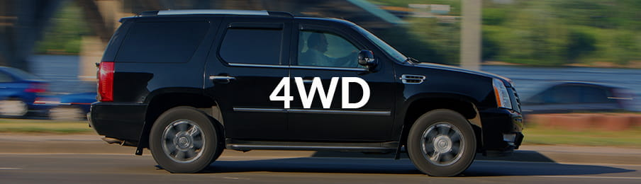 4WD Driving in Australia banner