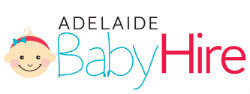 Adelaide baby hire logo