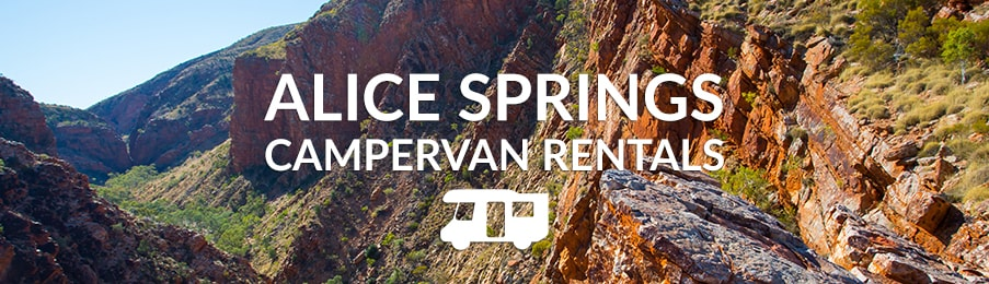 Alice Springs Campervan Rentals