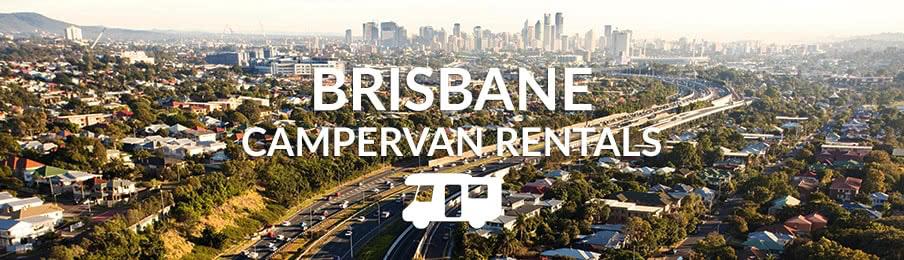 Brisbane Campervan Rentals