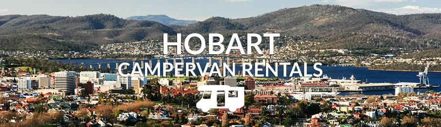 Hobart Campervan Rentals