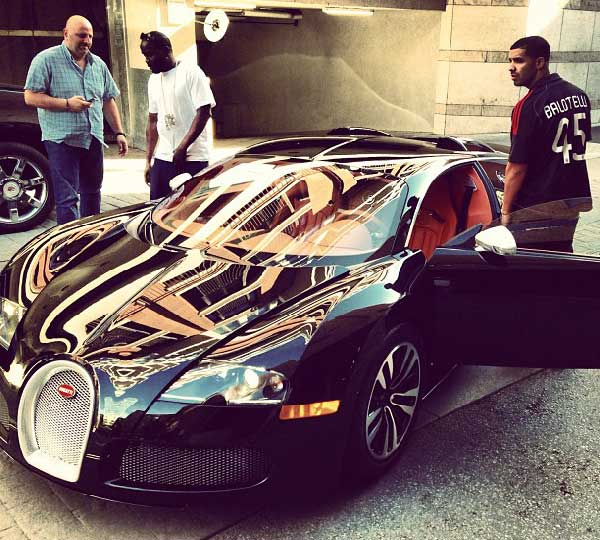 Hollywood Celebrities And Their Cars