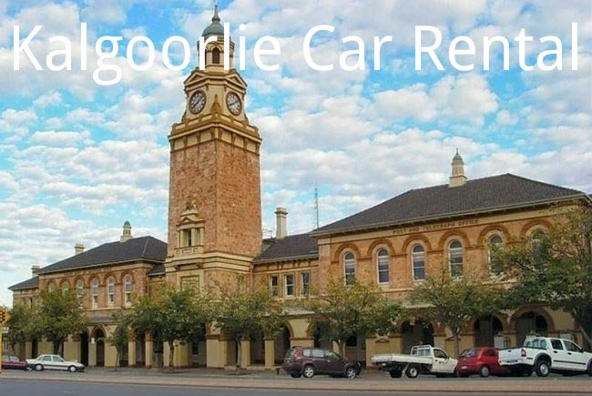 car rental Kalgoorlie