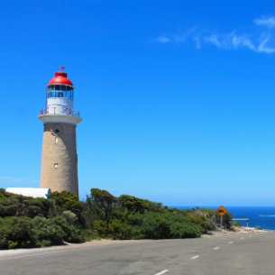 lighthouse on kangaroo island