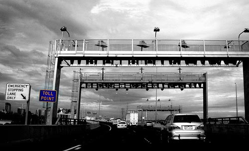 Melbourne toll road