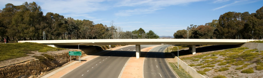 motorway bridge highway