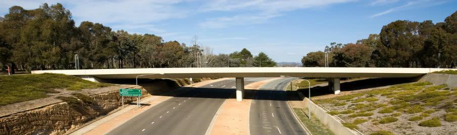 motorway bridge highway