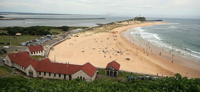 Newcastle NSW Guide Car Rental