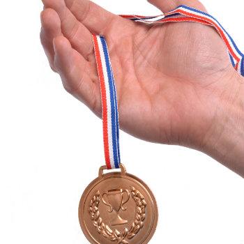 Bronze Medal at Sydney Summer Olympics