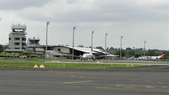 Rockhampton Airport Hertz Car Rental