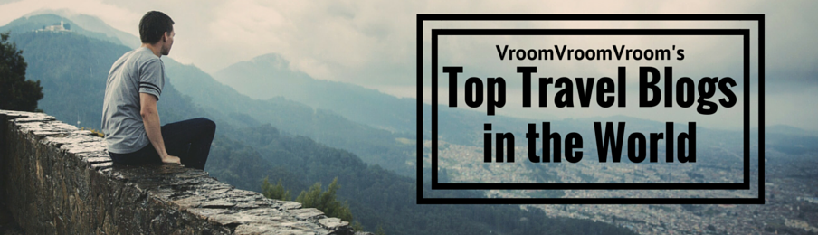 vroomvroomvroom's top travel blogs in the world