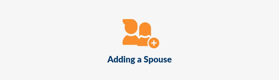 adding spouse as a driver