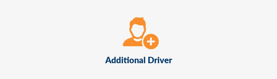 Additional driver in AU guide banner