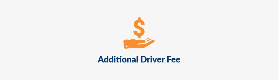 additional driver fee