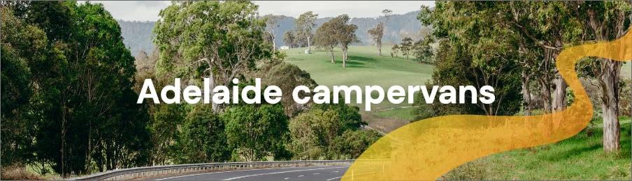 Adelaide campervans