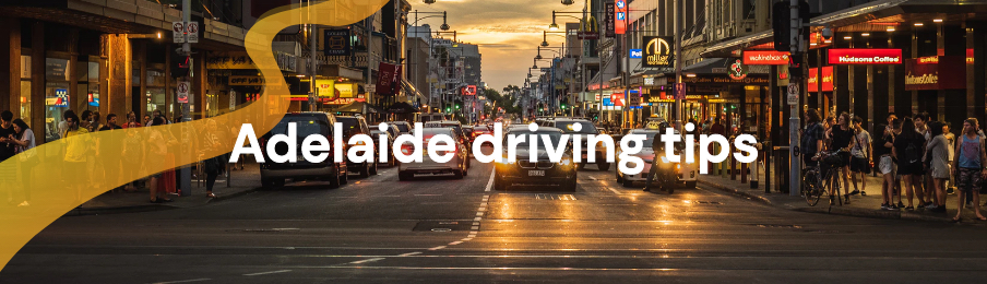 Adelaide driving tips