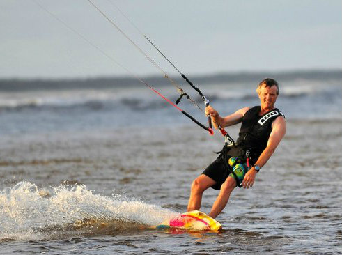 Adventure Sports Kitesurf Noosa