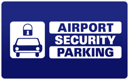 airport security parking