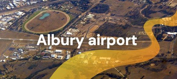 albury airport