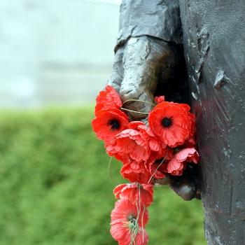 Dawn Service at Australian War Memorial