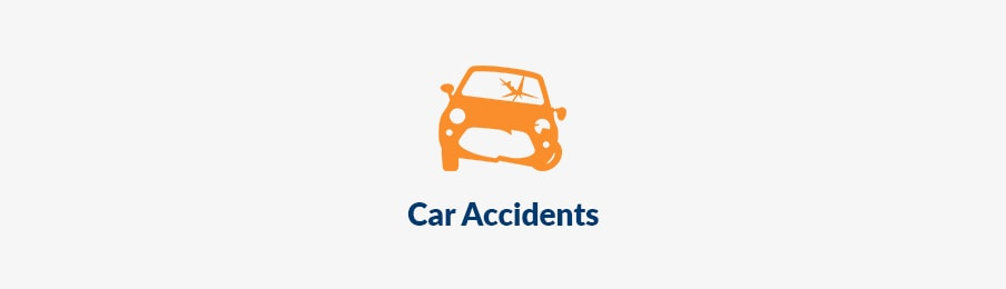 AU driving, Car Accidents guide banner