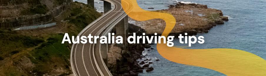 Australia driving tips