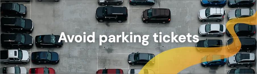 Avoid parking tickets