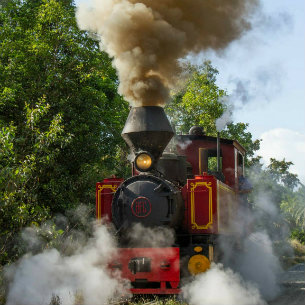 Bally Holley Railway at Port Douglas