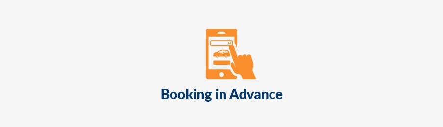 Booking in advance AU guide banner