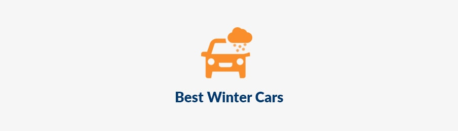 Best winter cars in AU banner