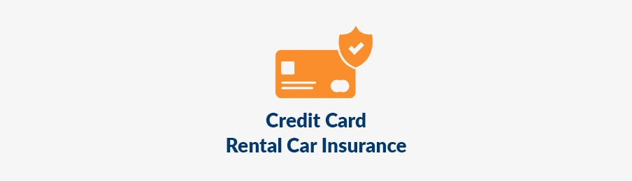 Credit card rental car insurance banner