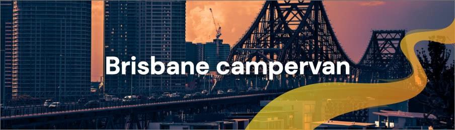 Brisbane campervan