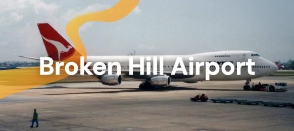 Broken Hill Airport