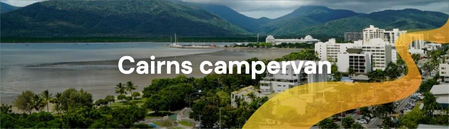 Cairns campervan
