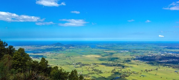 cambewarra lookout with berrys bay and shoalhaven river