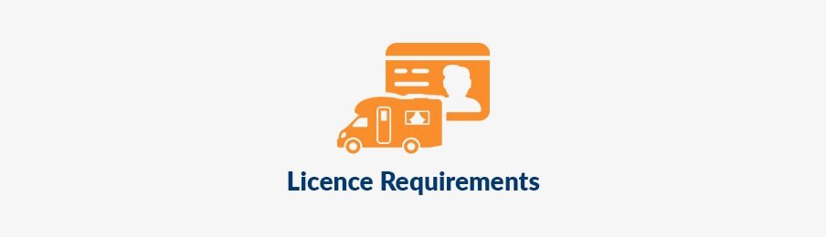 campervan licence requirements