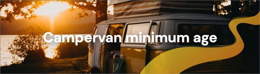 Campervan minimum age