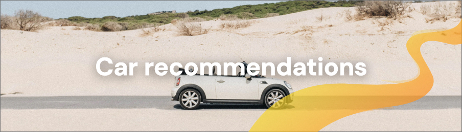 Car recommendations