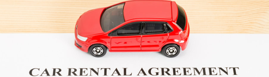 car hire quote and agreement