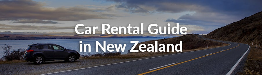 Guide To Renting A Car In New Zealand Vroomvroomvroom