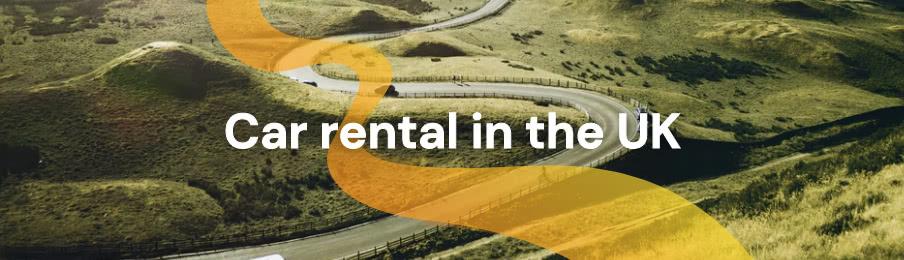 Car rental in the UK