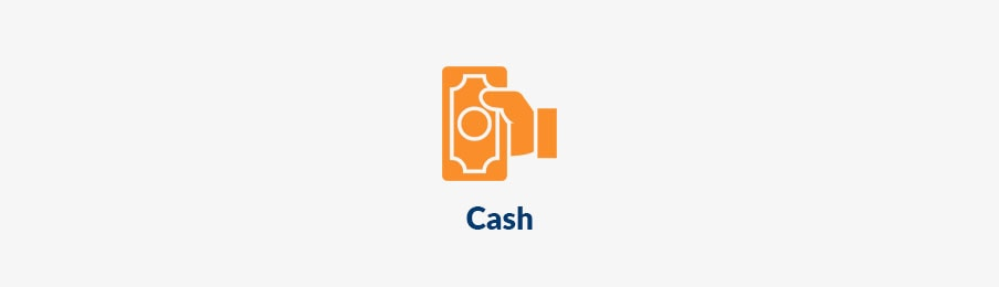 Cash payment in AU guide banner