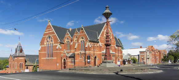 Central Uniting Church in Ballarat, Victoria