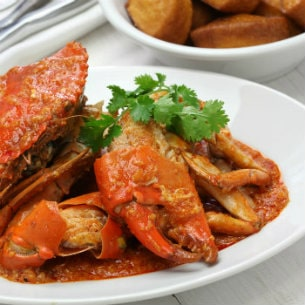 chilli mud crab singapore cuisine