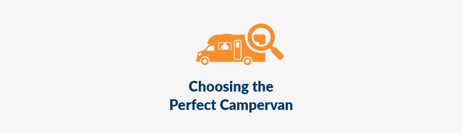 choosing the perfect campervan