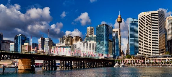 darling harbour convention centre in sydney