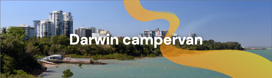 Darwin campervan